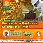 Webinar Gratuito: Gestión de la Producción Sostenible de Miel